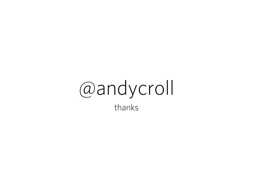 @andycroll thanks