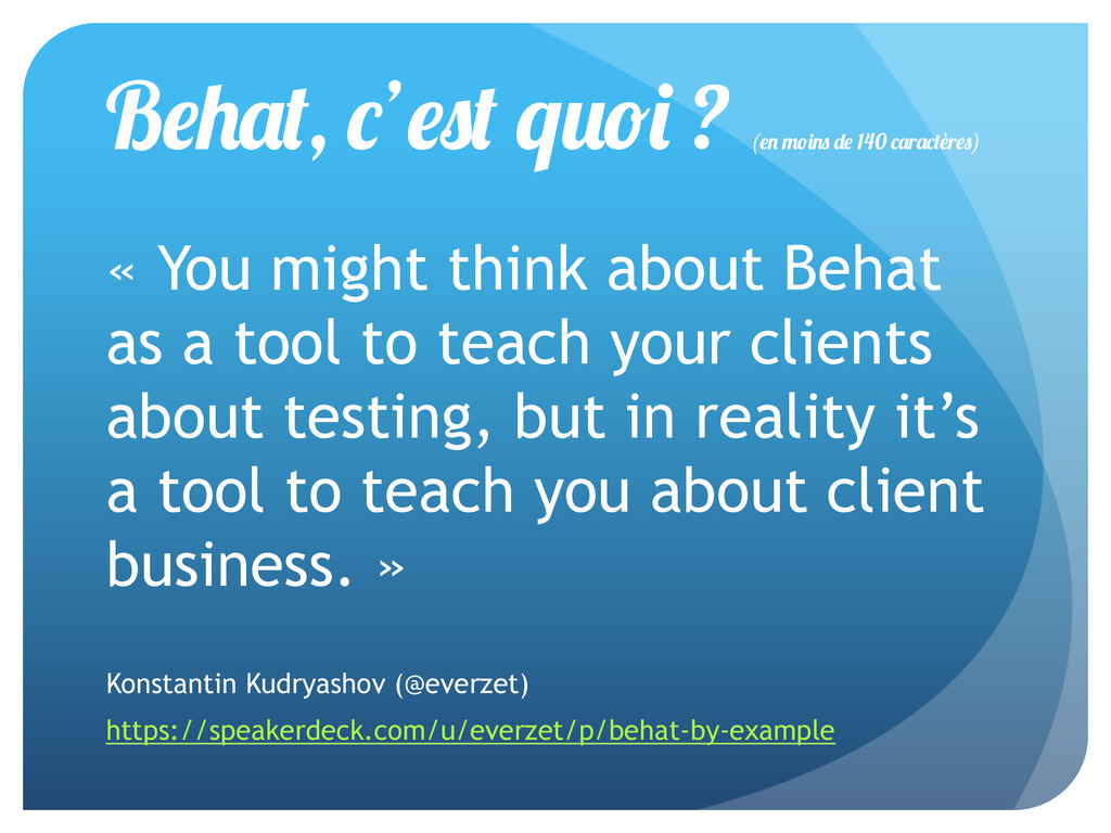 B , ' q ? ( 140 r èr ) « You might think about ...