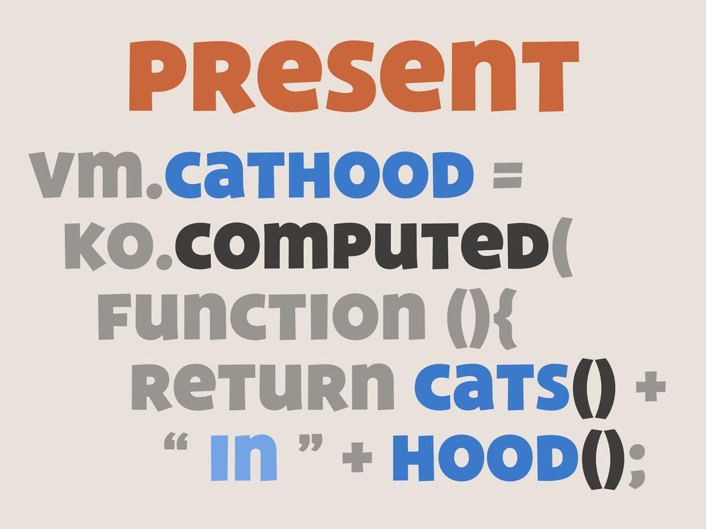 vm.cathood = ko.computed( Function (){ return c...