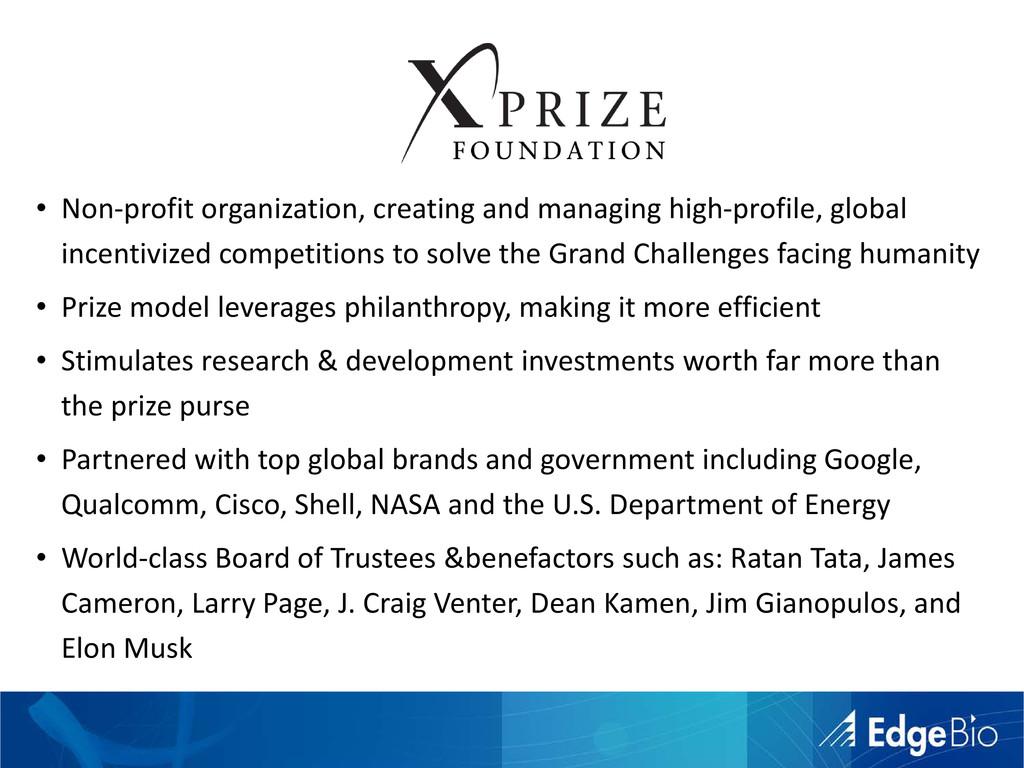 • Non-profit organization, creating and managin...