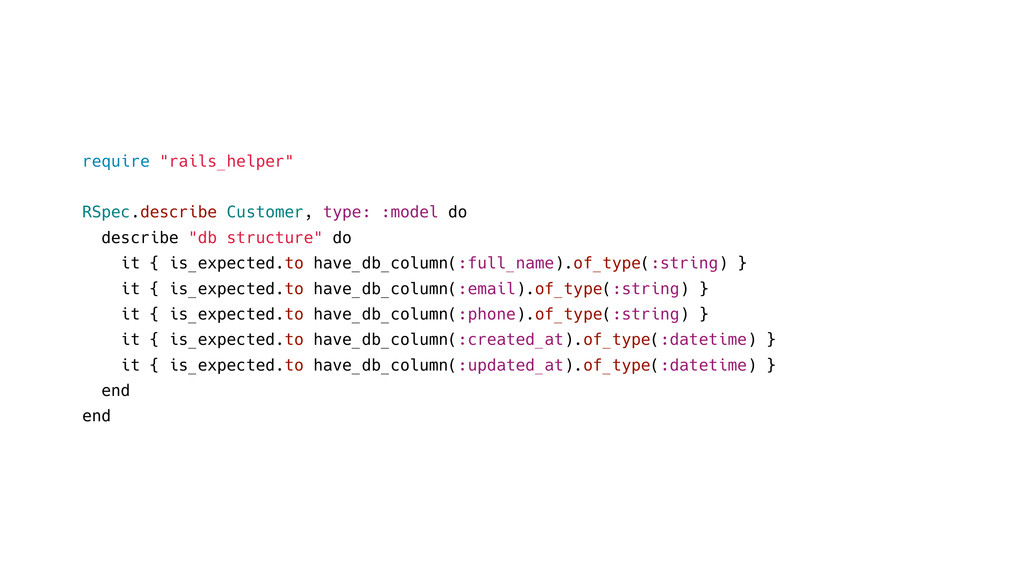"require ""rails_helper"" RSpec.describe Customer,..."