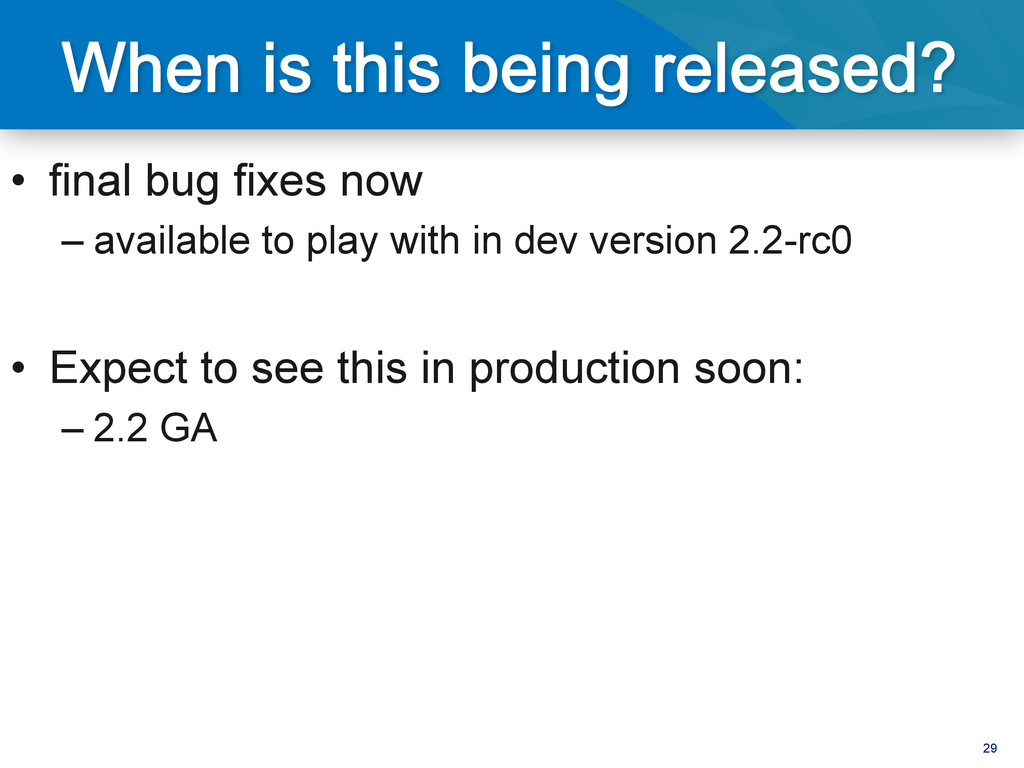 29 • final bug fixes now –available to play w...