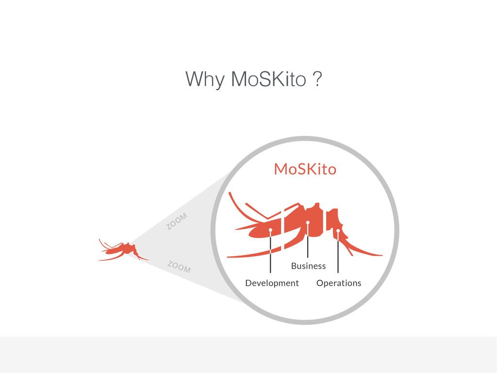 Why MoSKito ?