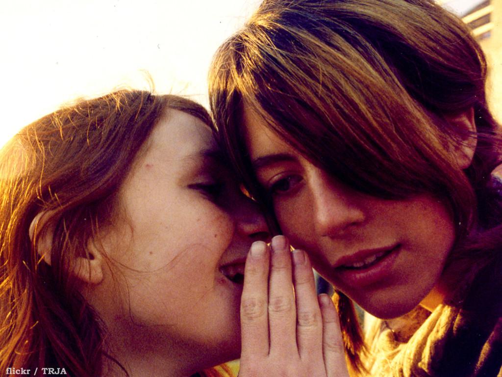 whisper picture flickr / TRJA