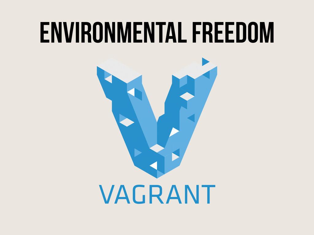 Environmental Freedom