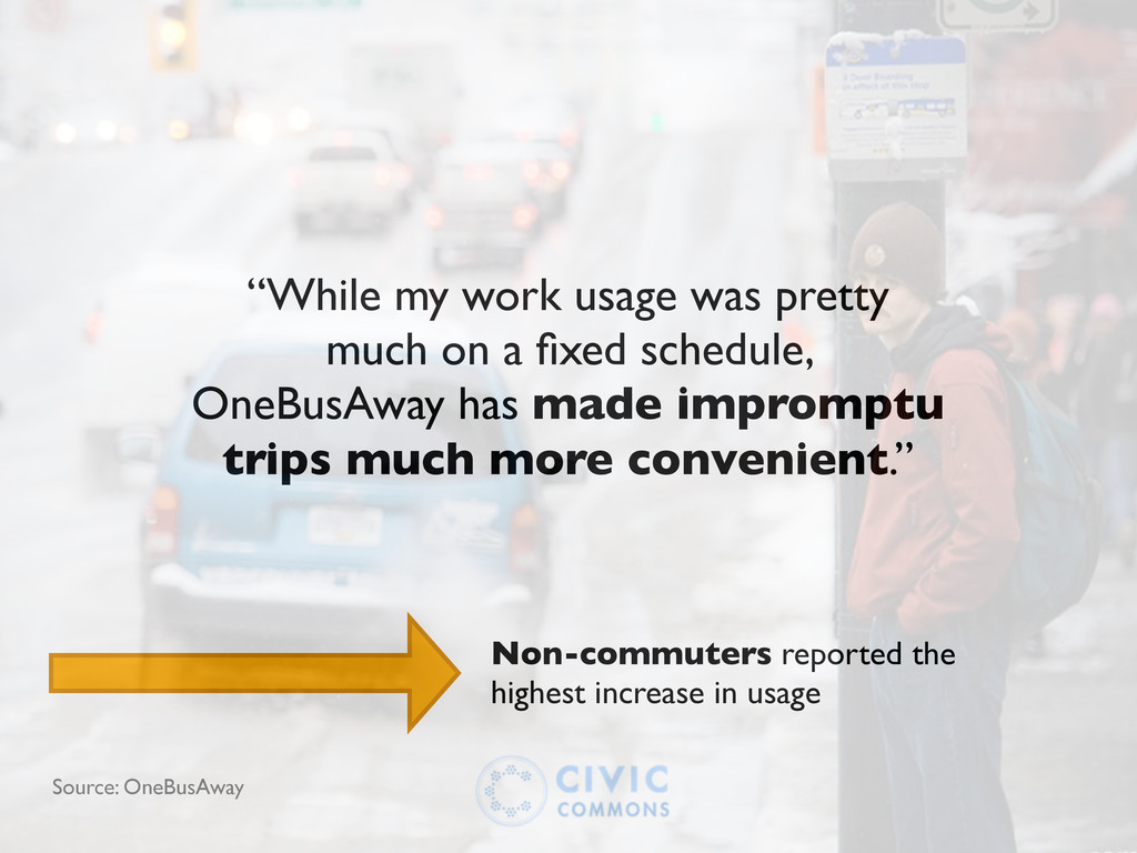 """""""While my work usage was pretty much on a fixed ..."""