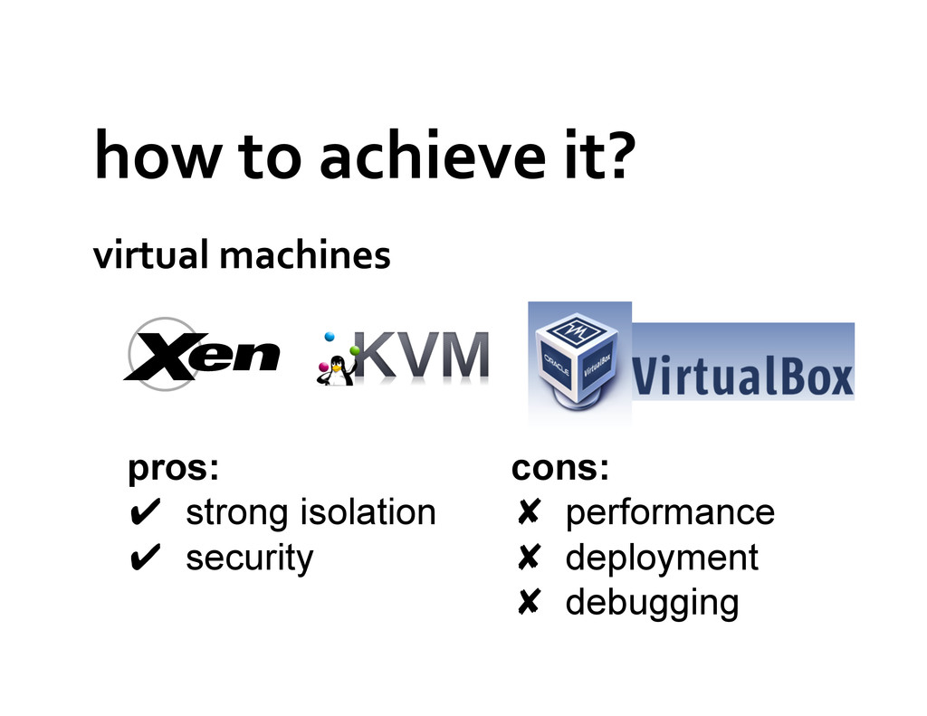 how to achieve it?   virtual ...