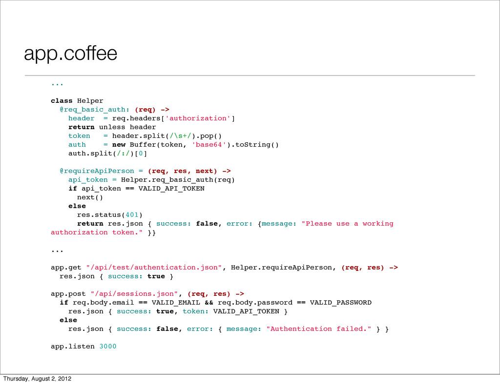 app.coffee ... class Helper @req_basic_auth: (r...