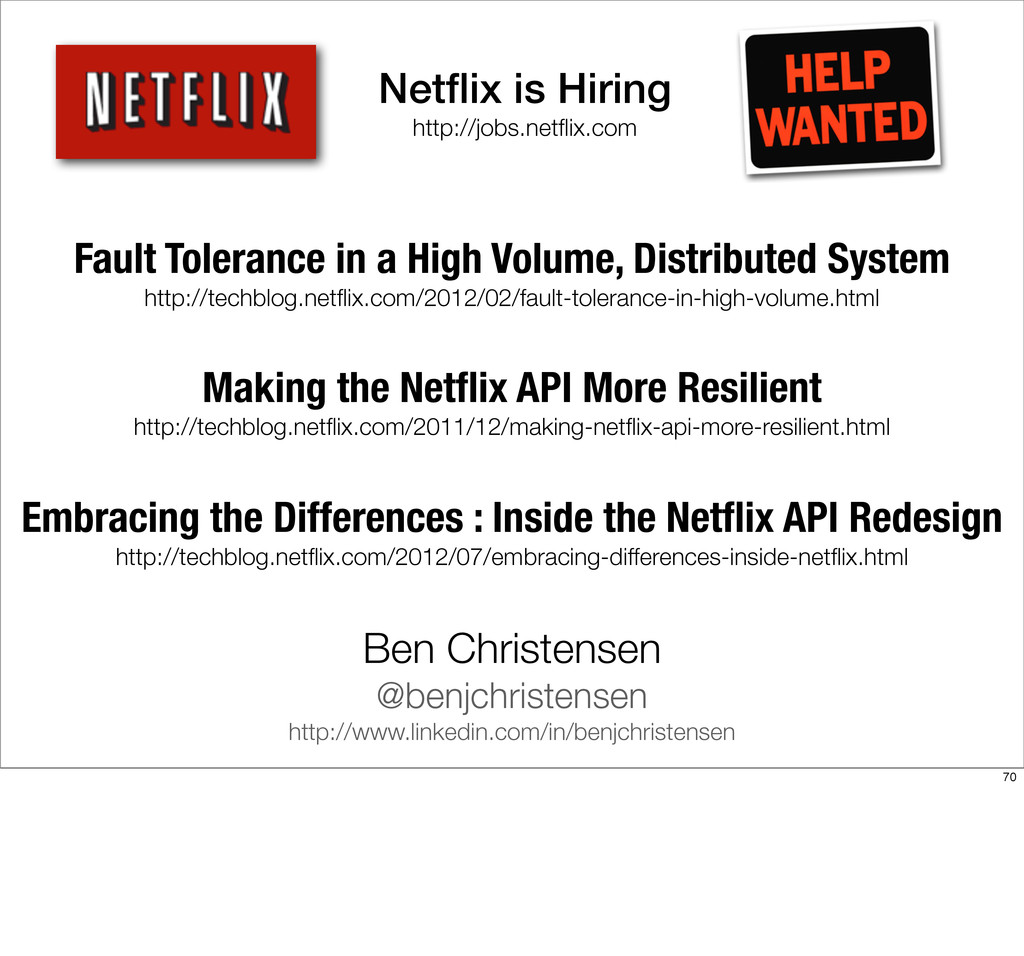 Fault Tolerance in a High Volume, Distributed S...