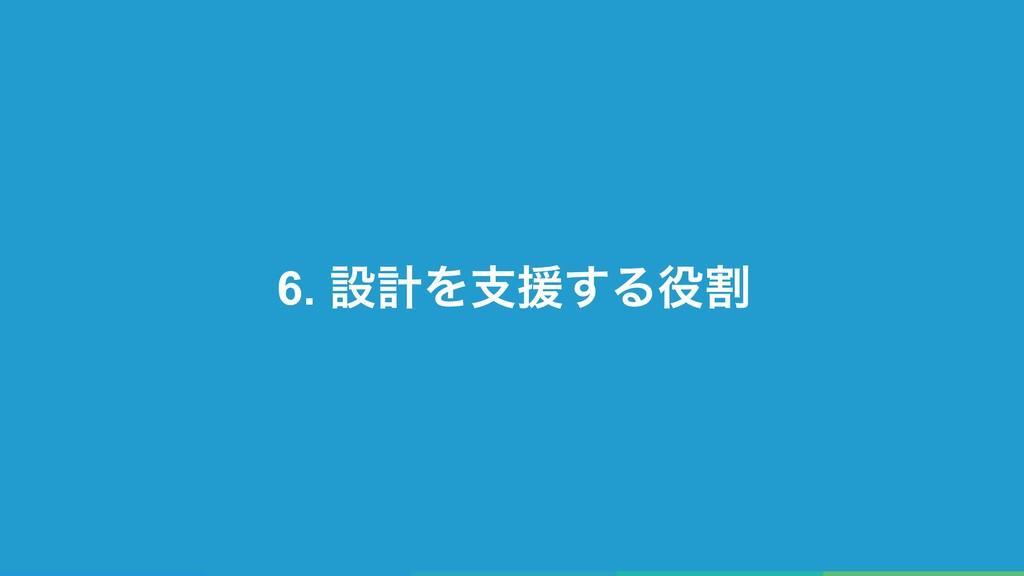 6. ઃܭΛࢧԉ͢Δׂ