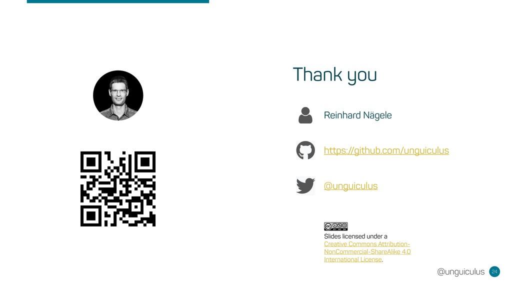 @unguiculus 24 Thank you Reinhard Nägele https:...