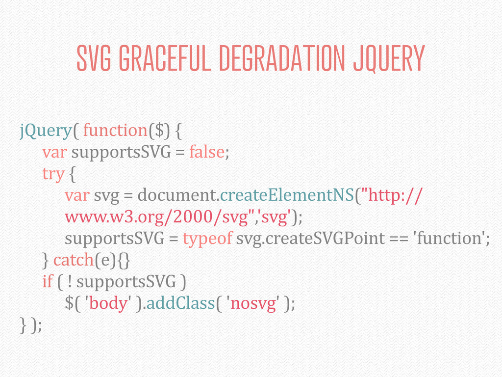 jQuery( function($) {   var support...