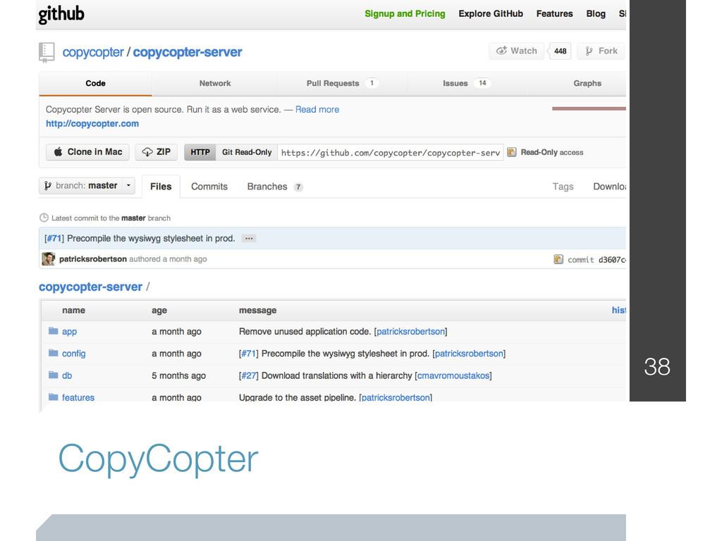 CopyCopter 38