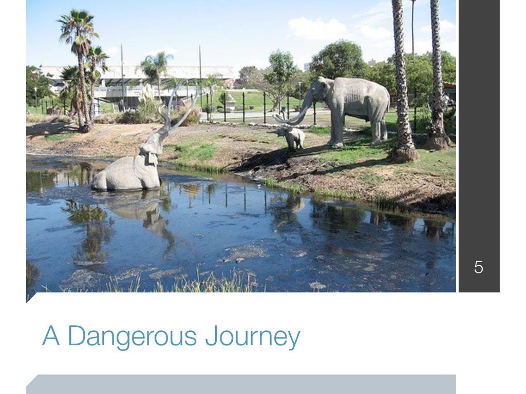 A Dangerous Journey 5