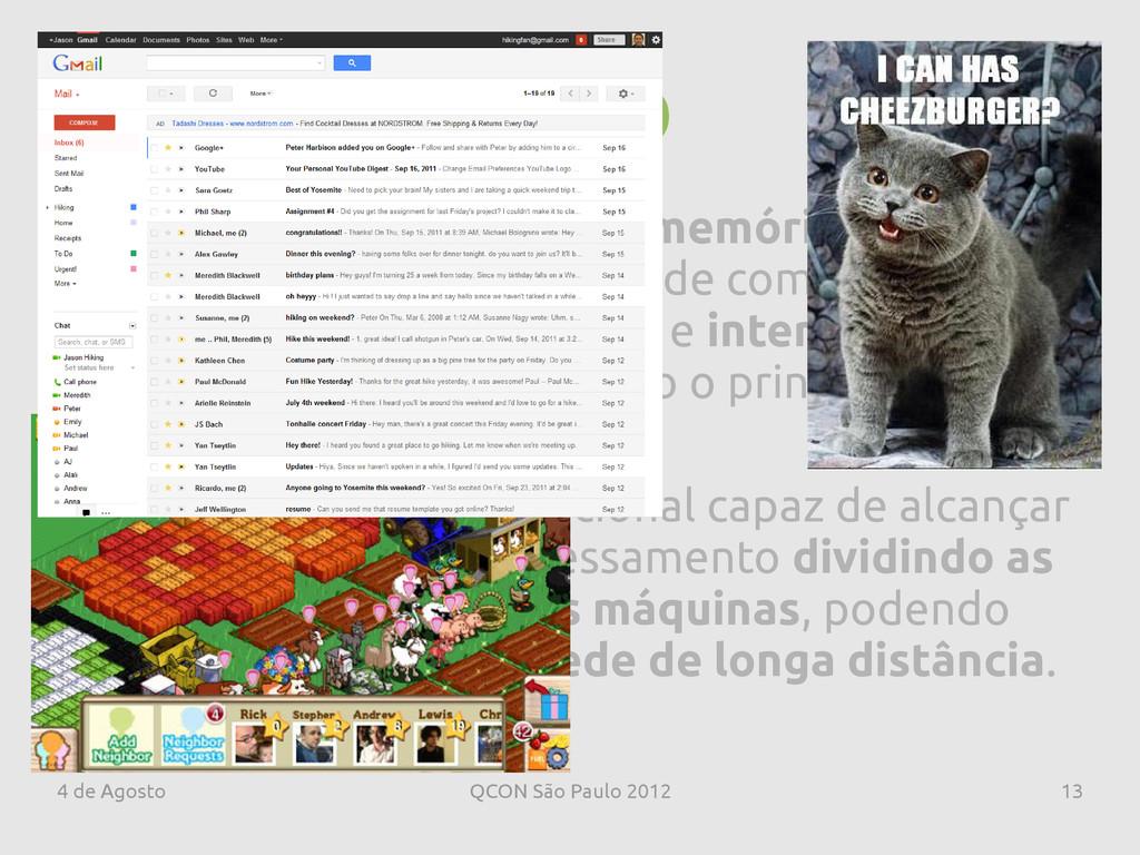 4 de Agosto QCON São Paulo 2012 13 Web ● ...ref...