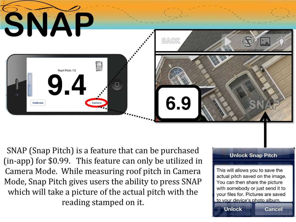 SNAP SNAP (Snap Pitch) is a feature that can be...