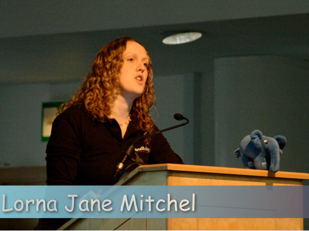Lorna Jane Mitchel