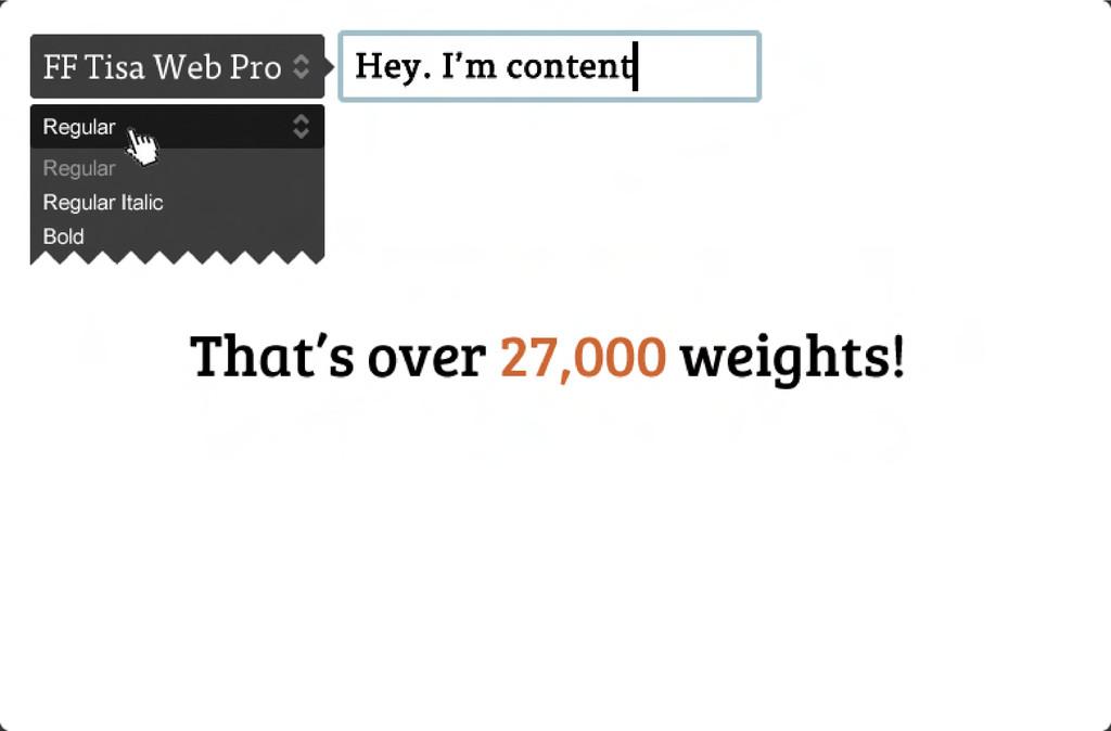 FF Tisa Web Pro Regular Regular Regular Italic...