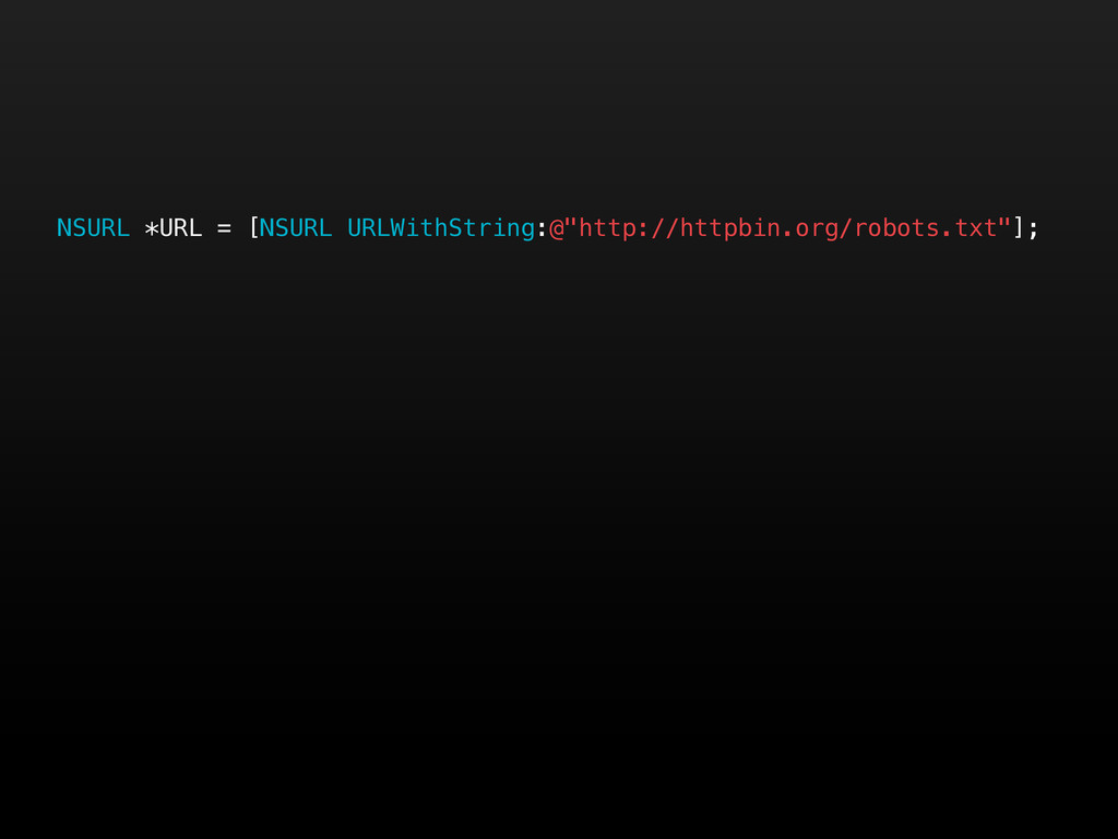 "NSURL *URL = [NSURL URLWithString:@""http://http..."