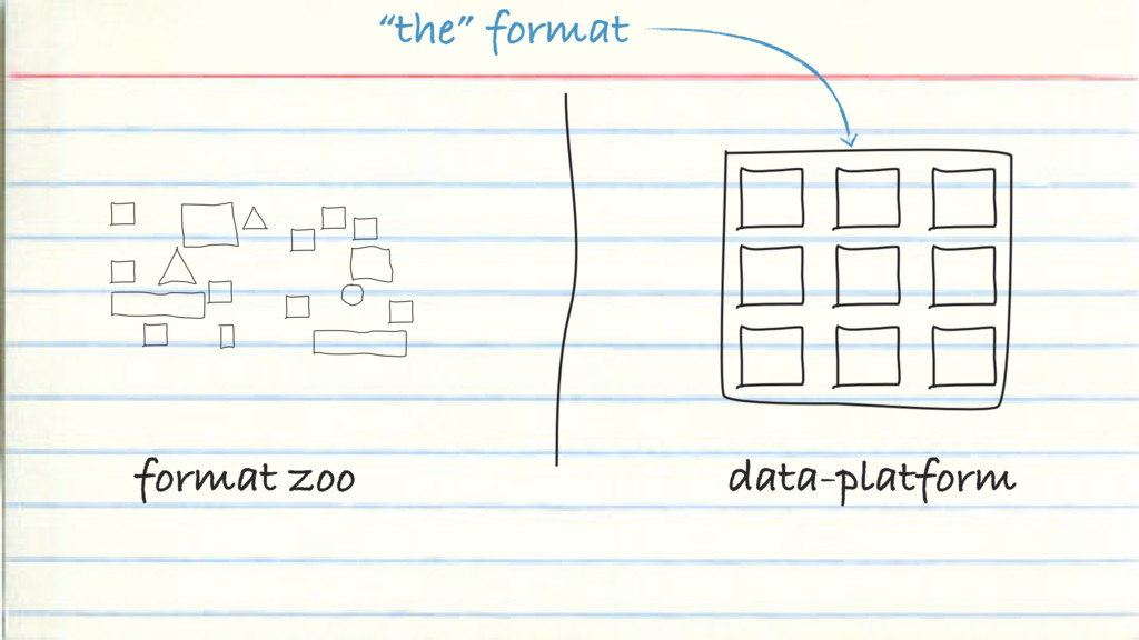 "format zoo data-platform ""the"" format"