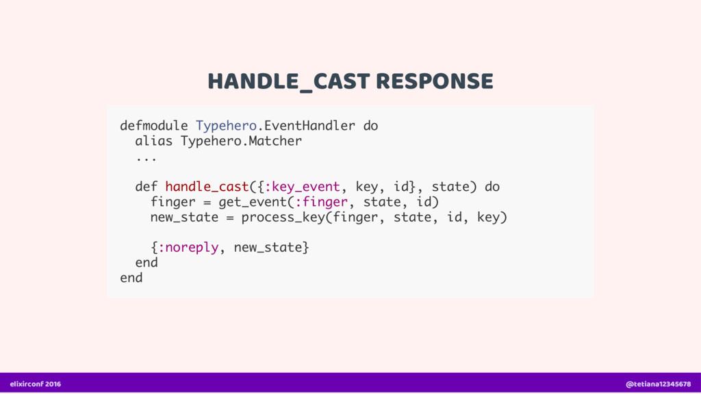 HANDLE_CAST RESPONSE defmodule Typehero.EventHa...