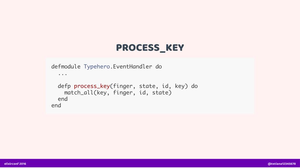 PROCESS_KEY defmodule Typehero.EventHandler do ...