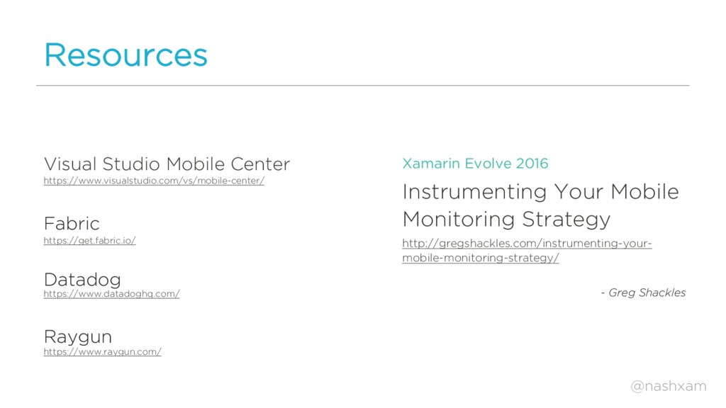 @nashxam Resources Visual Studio Mobile Center ...
