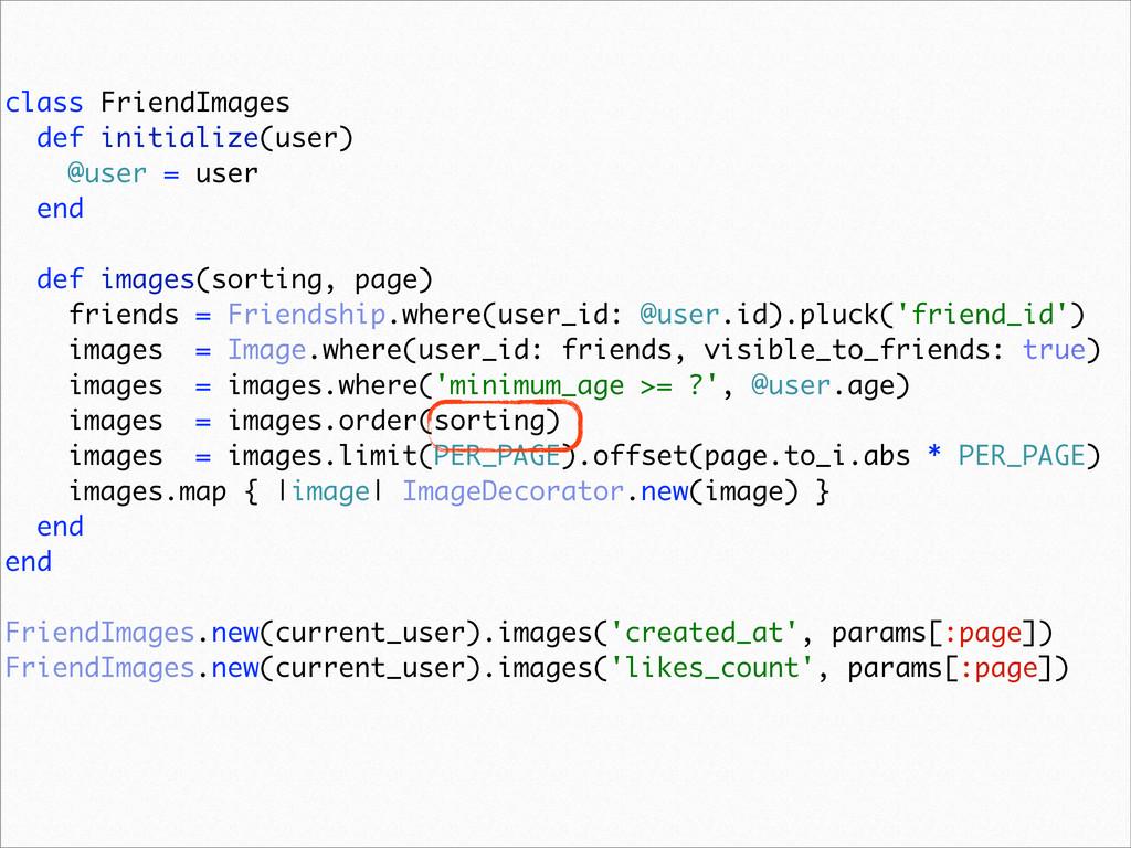 class FriendImages def initialize(user) @user =...