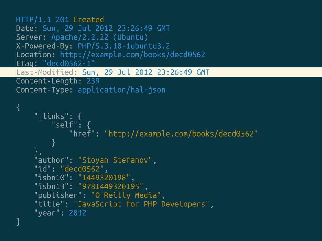 HTTP/1.1 201 Created Date: Sun, 29 Jul 2012 23:...