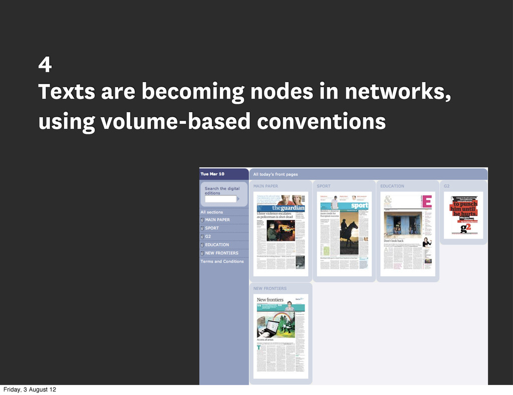 4 Texts are becoming nodes in networks, using v...