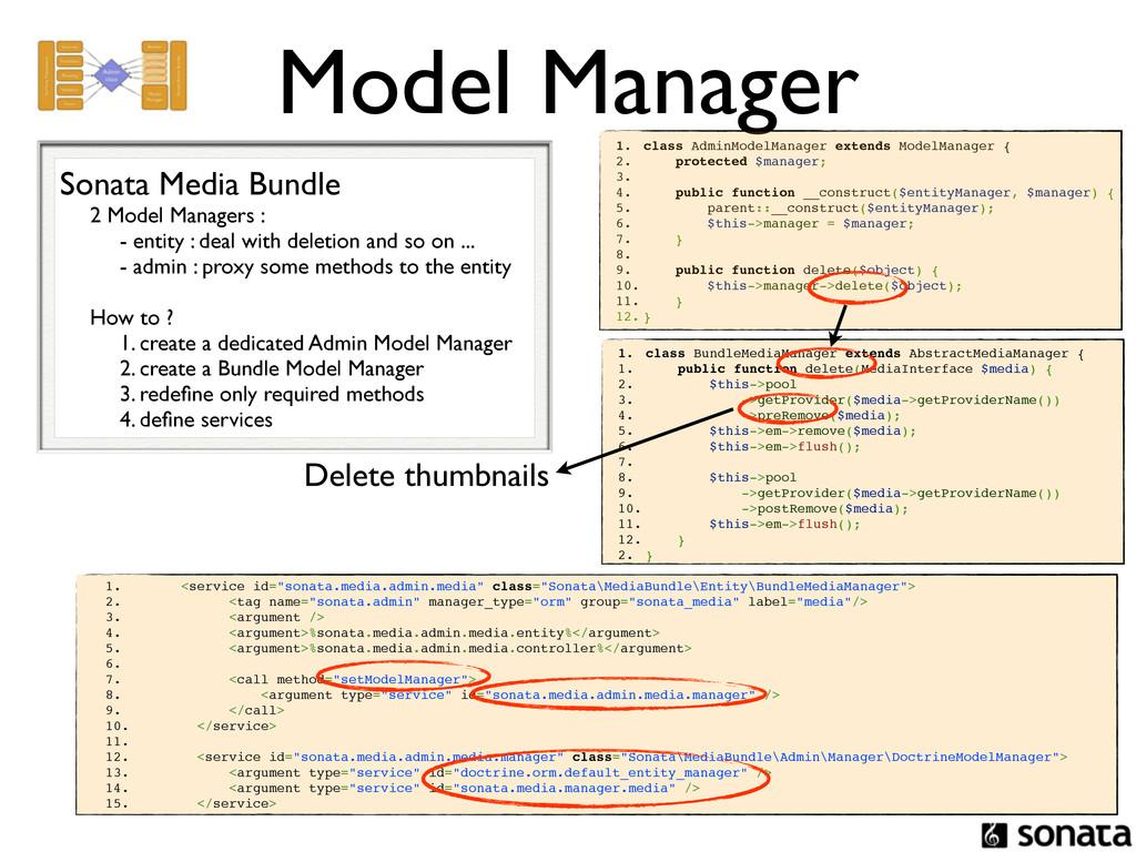Model Manager Sonata Media Bundle 2 Model Manag...