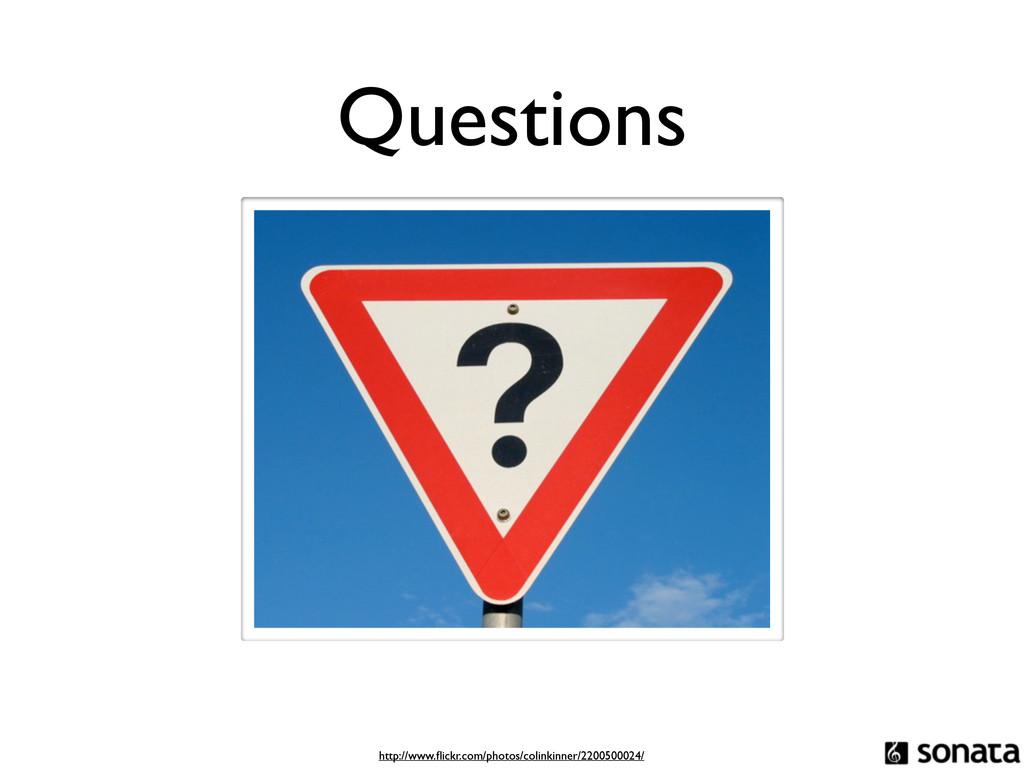 Questions http://www.flickr.com/photos/colinkinn...