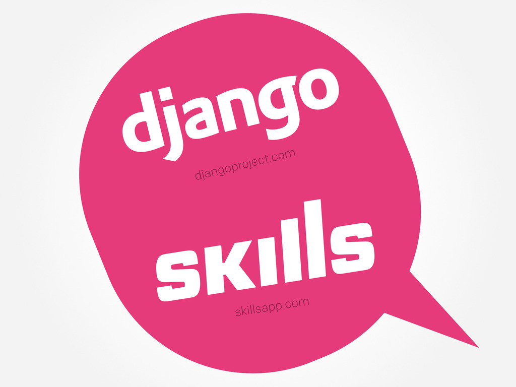 djangoproject.com skillsapp.com