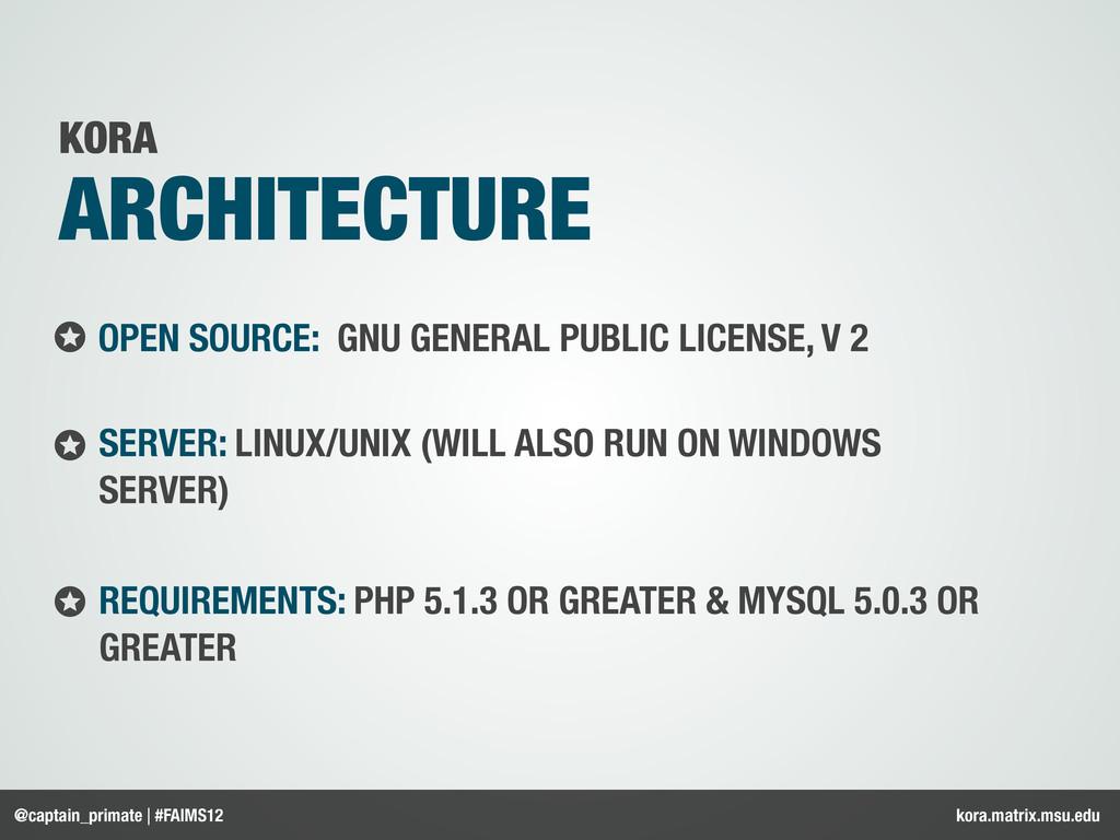 OPEN SOURCE: GNU GENERAL PUBLIC LICENSE, V 2 SE...