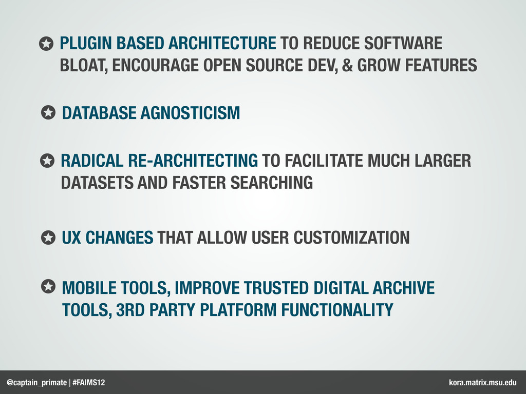 PLUGIN BASED ARCHITECTURE TO REDUCE SOFTWARE BL...