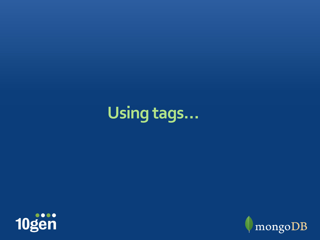 Using	