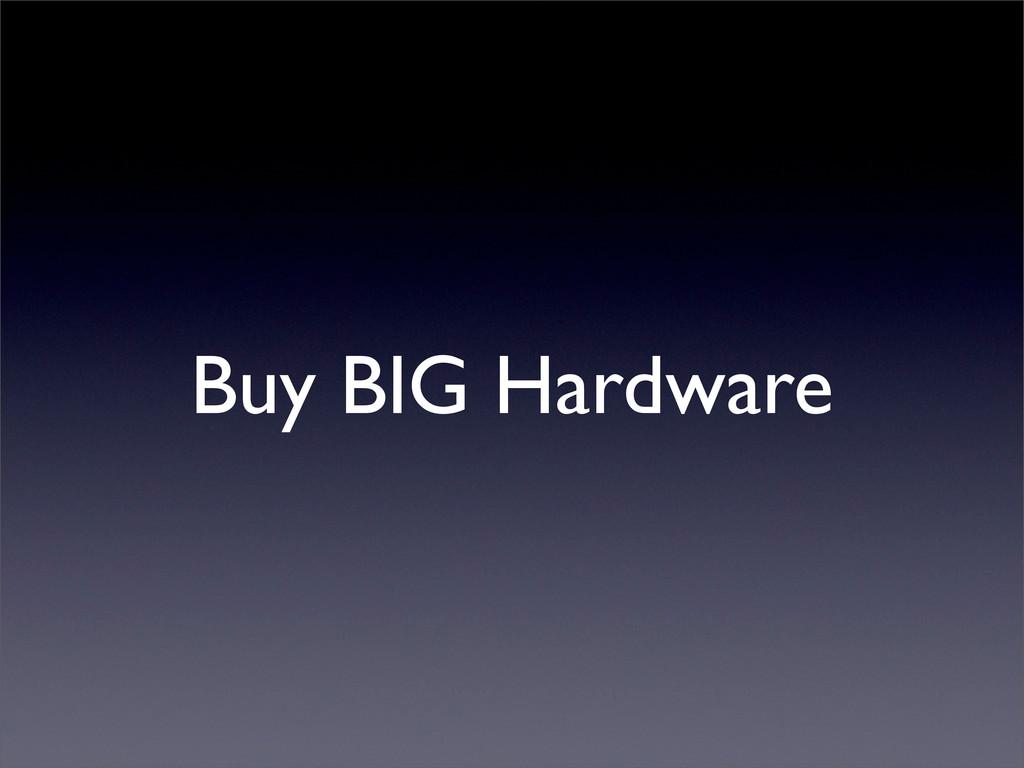 Buy BIG Hardware