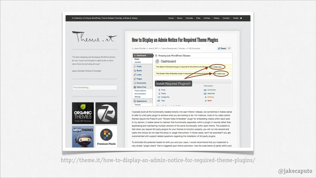 @jakecaputo http://theme.it/how-to-display-an-a...