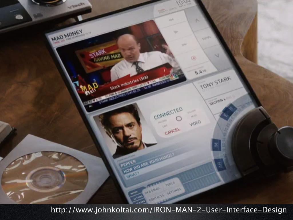 http://www.johnkoltai.com/IRON-MAN-2-User-Inter...