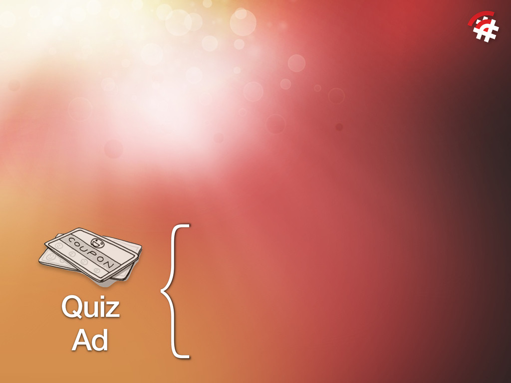 { Quiz Ad