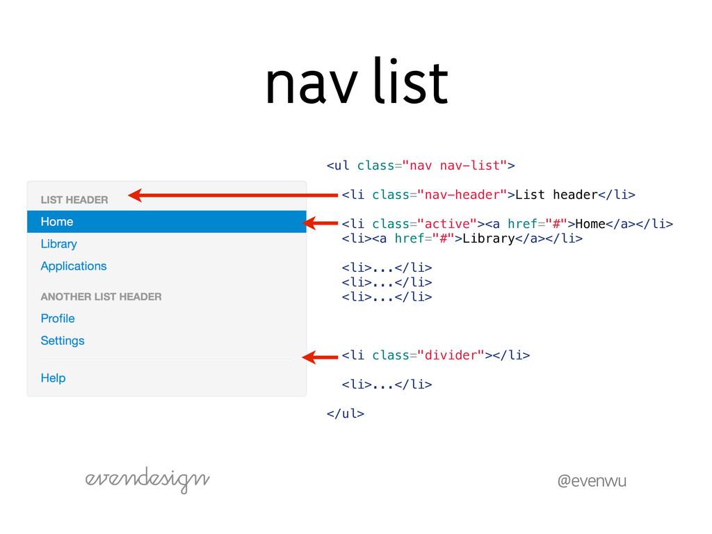 """!FWFOXV OBWMJTU <ul class=""""nav nav-list""""> <li ..."""