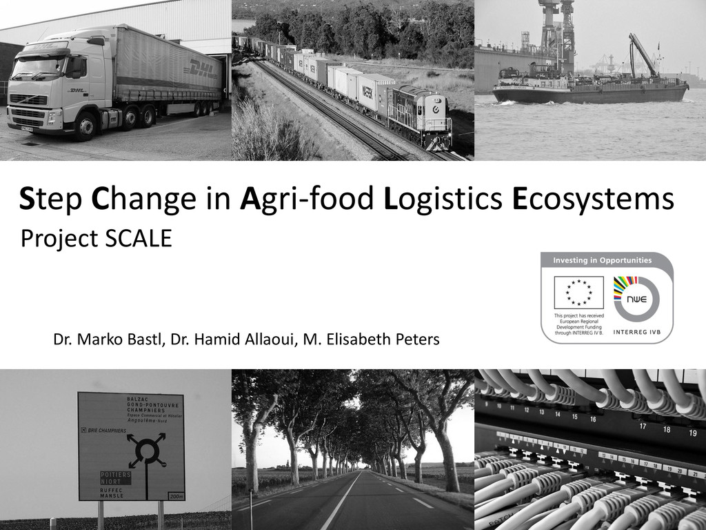 Step Change in Agri-food Logistics Ecosystems P...
