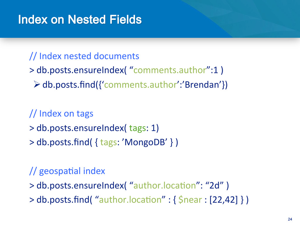 24 //	