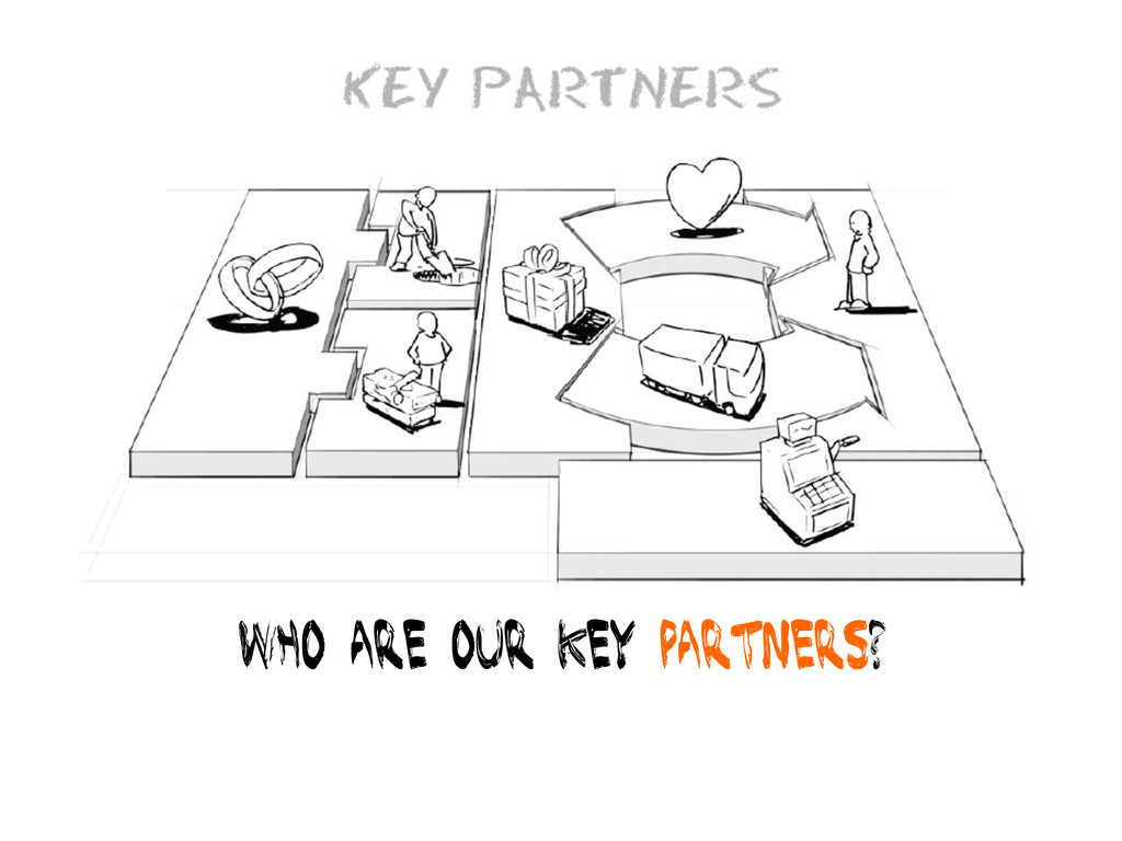 Who are our key partners?