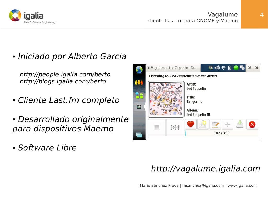 4 Mario Sánchez Prada | msanchez@igalia.com | w...