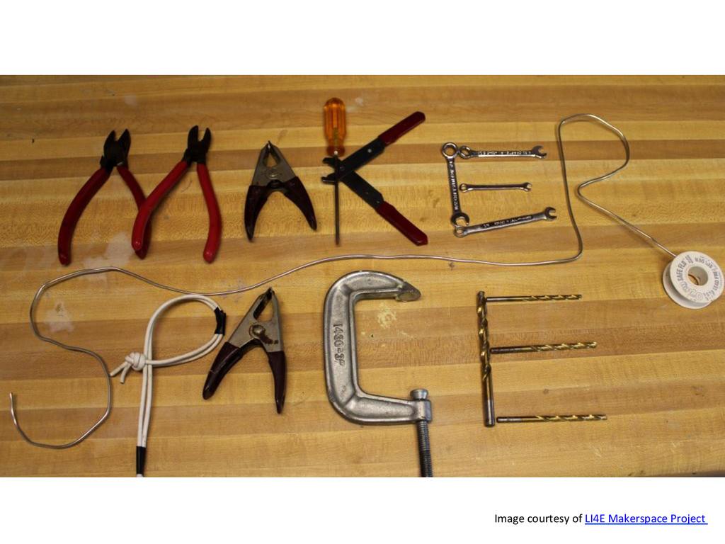Image courtesy of LI4E Makerspace...