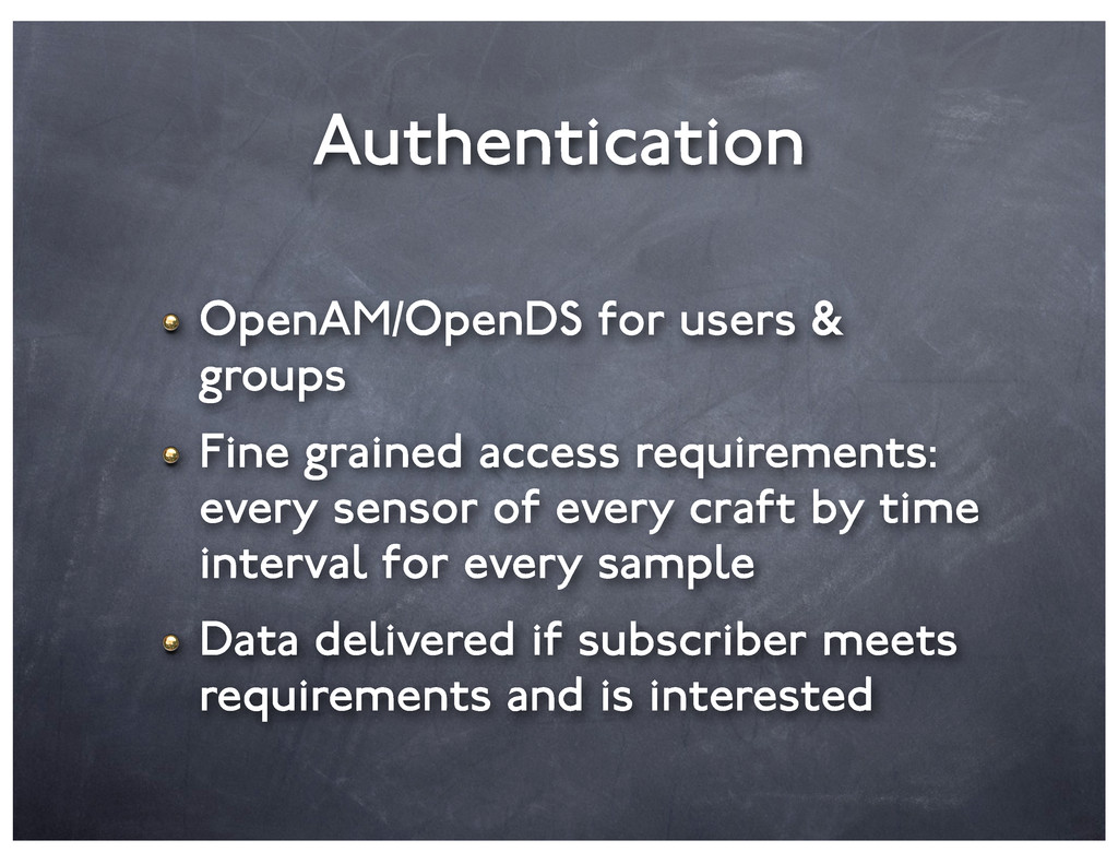 Authentication OpenAM/OpenDS for users & groups...