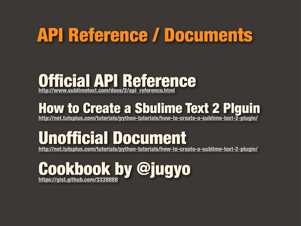 API Reference / Documents Unofficial Document ht...