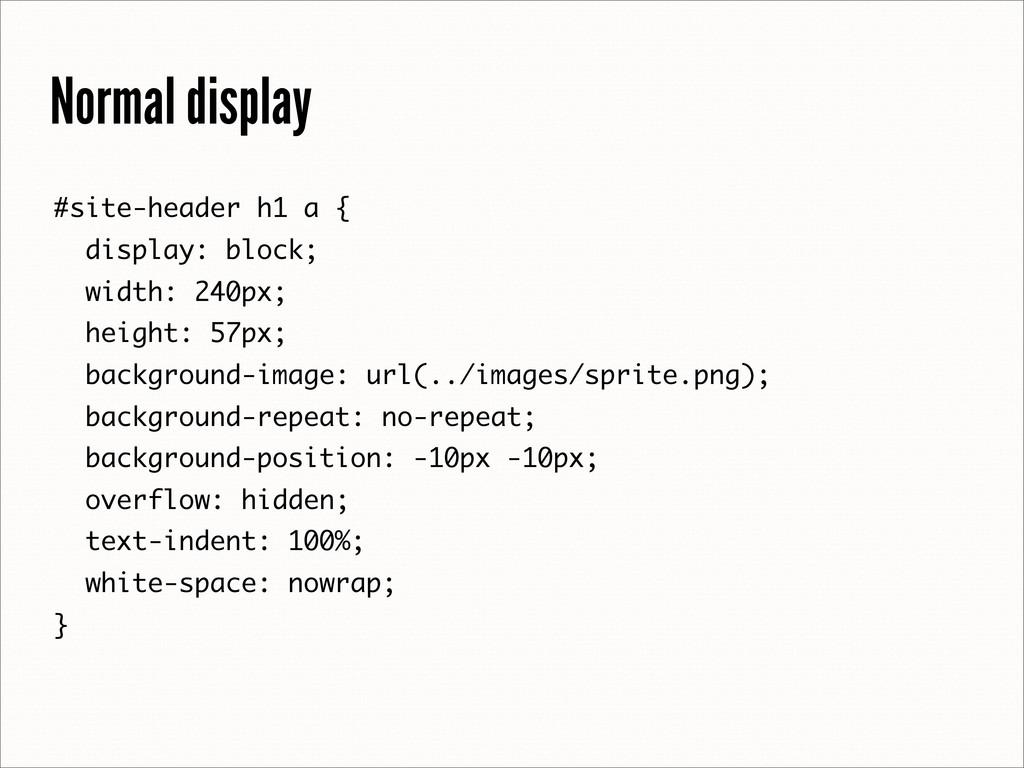 #site-header h1 a { display: block; width: 240p...