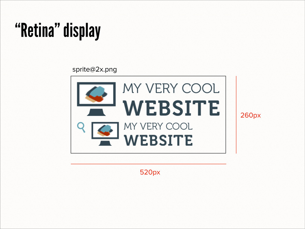 """Retina"" display sprite@2x.png 260px 520px"